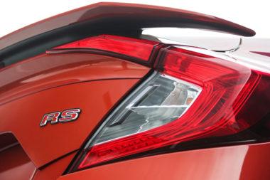 Honda Civic RS in Pakistan vs Elsewhere 12
