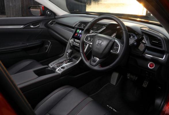 Honda Civic RS in Pakistan vs Elsewhere 16