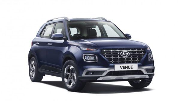 Hyundai Unveils Its Smallest Venue Crossover 8