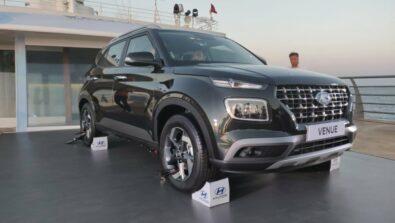 Hyundai Unveils Its Smallest Venue Crossover 3