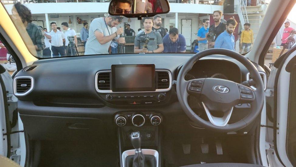 Hyundai Unveils Its Smallest Venue Crossover 6