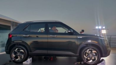 Hyundai Unveils Its Smallest Venue Crossover 4