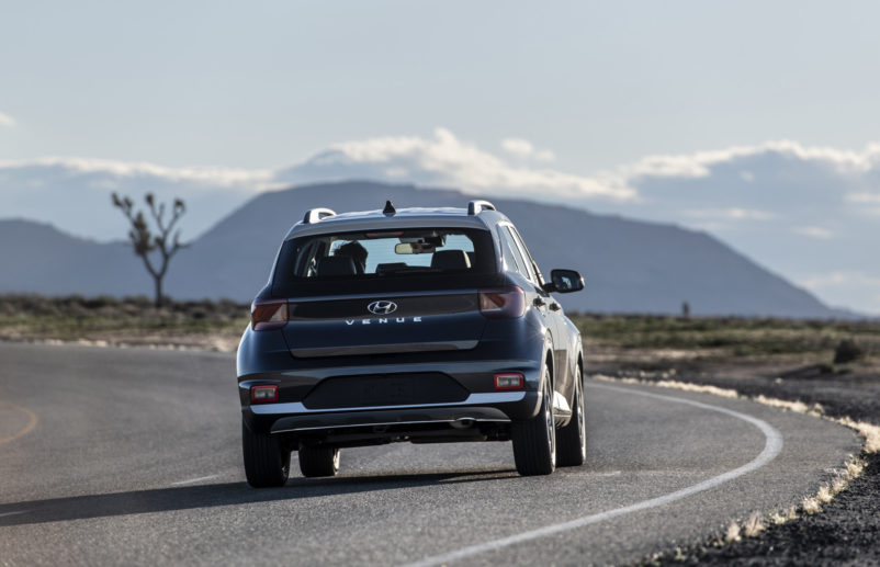 Hyundai Unveils Its Smallest Venue Crossover 22