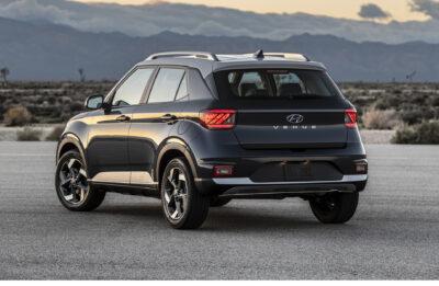 Hyundai Unveils Its Smallest Venue Crossover 19