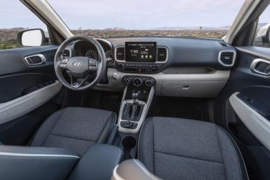 Hyundai Unveils Its Smallest Venue Crossover 23