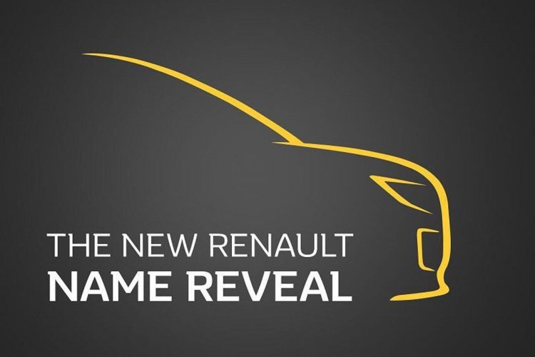 Renault Reveals the Name of its Upcoming 5+2 Seat MPV 1