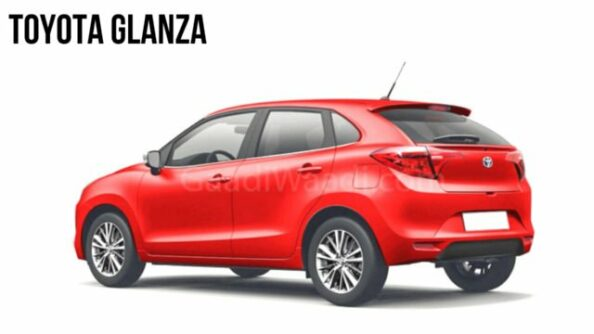Toyota's Baleno-based Car Called Glanza to Debut by Mid 2019 3