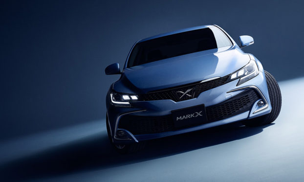 "Toyota to Officially ""Kill"" Mark X This Year 22"