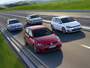 45 Years of Volkswagen Golf 21