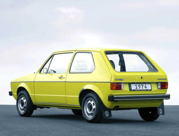 45 Years of Volkswagen Golf 2