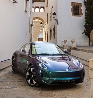 Zedriv GT3- The Porsche 911 Inspired EV from China 10
