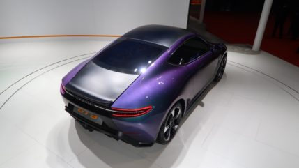 Zedriv GT3- The Porsche 911 Inspired EV from China 5