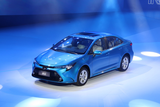 2019 Toyota Levin Launched in China 5