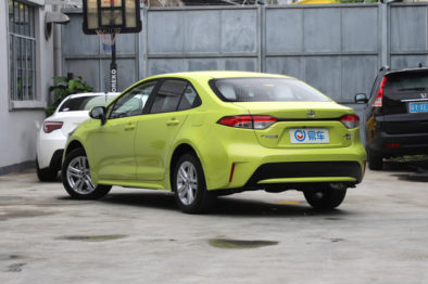 2019 Toyota Levin Launched in China 10