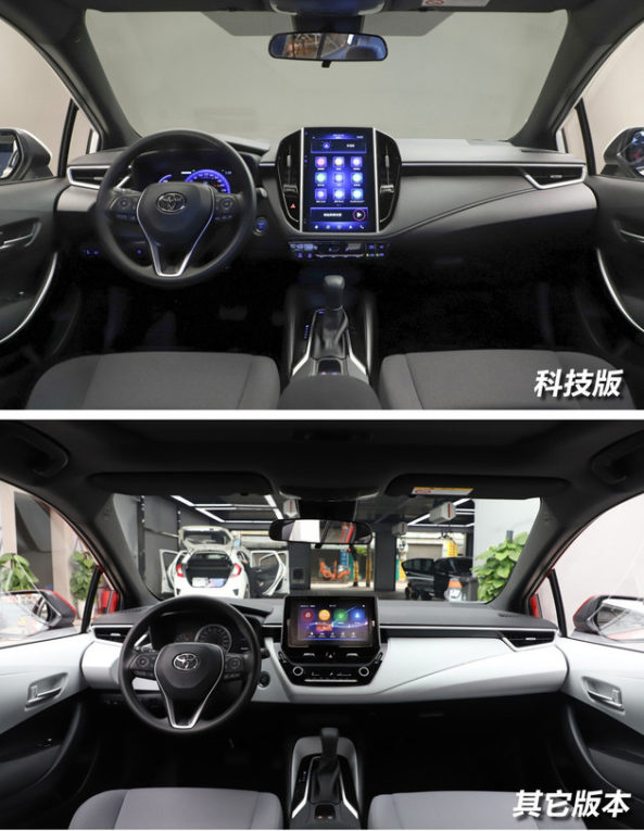 2019 Toyota Levin Launched in China 7