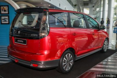 Proton Launched the 2019 Exora RC in Malaysia 3