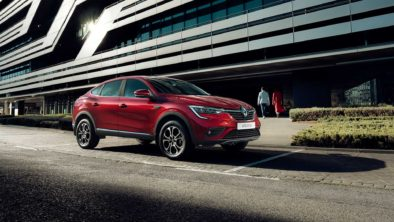 Renault Arkana Production Version Debuts in Russia 4