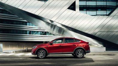 Renault Arkana Production Version Debuts in Russia 5