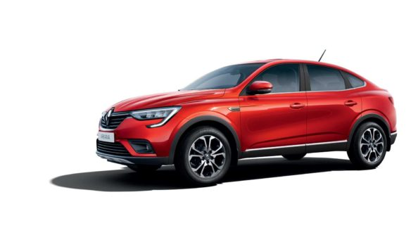 Renault Arkana Production Version Debuts in Russia 1