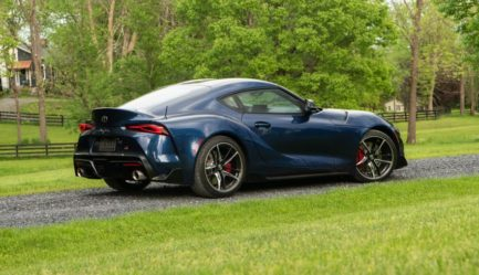Toyota GR Supra A90 Goes on Sale in USA 8