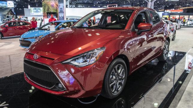 Next Generation Toyota Yaris Debuts at NYAS 2019 4