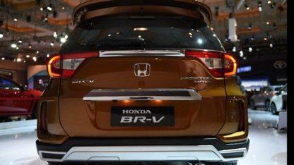 Honda BR-V Facelift at IIMS 2019 10