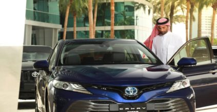 Toyota Wins 2 Titles at 2019 Middle East Car of the Year Awards 4