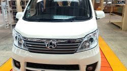 First Local Assembled Changan Rolled Off the Assembly Lines 3