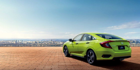2019 Honda Civic Facelift Launched in China 11