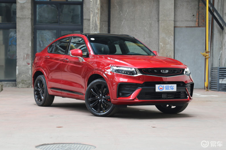 Geely FY11 Xingyue Coupe SUV Launched 16