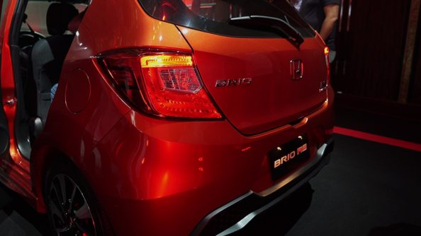 All New 2019 Honda Brio Launched in Philippines 10