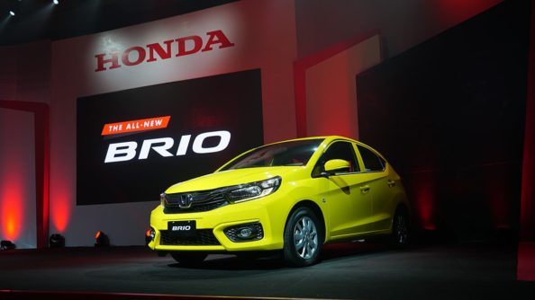 All New 2019 Honda Brio Launched in Philippines 2