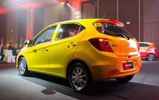 2019 Honda Brio Becomes the Most Fuel Efficient Car in Indonesia 3