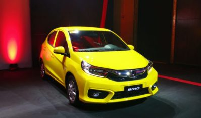 All New 2019 Honda Brio Launched in Philippines 5