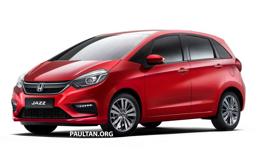 Next Generation Honda Fit to Debut in October 2019 9