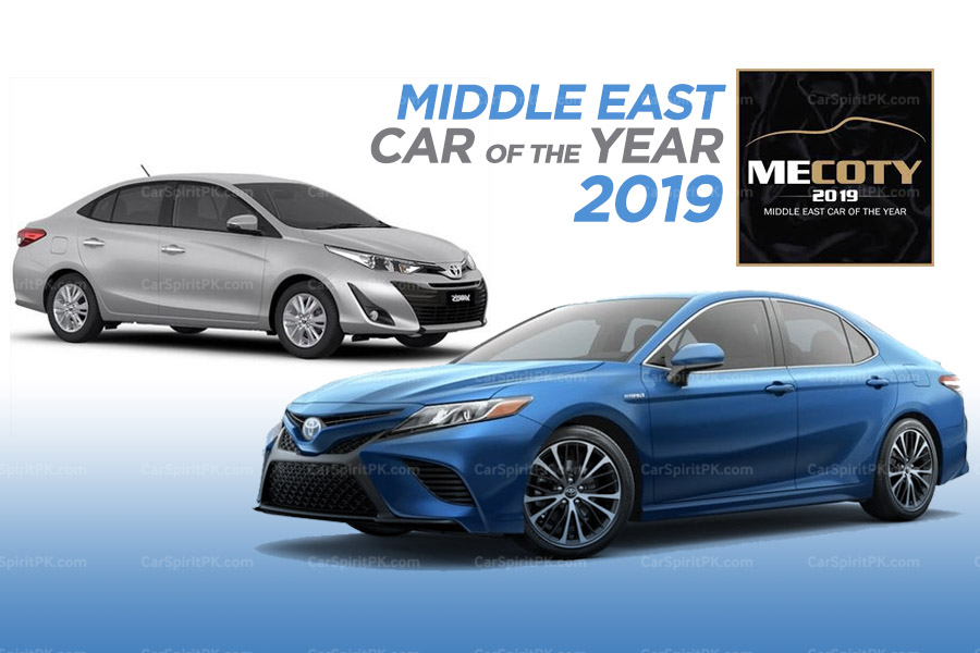 Toyota Wins 2 Titles at 2019 Middle East Car of the Year Awards 9