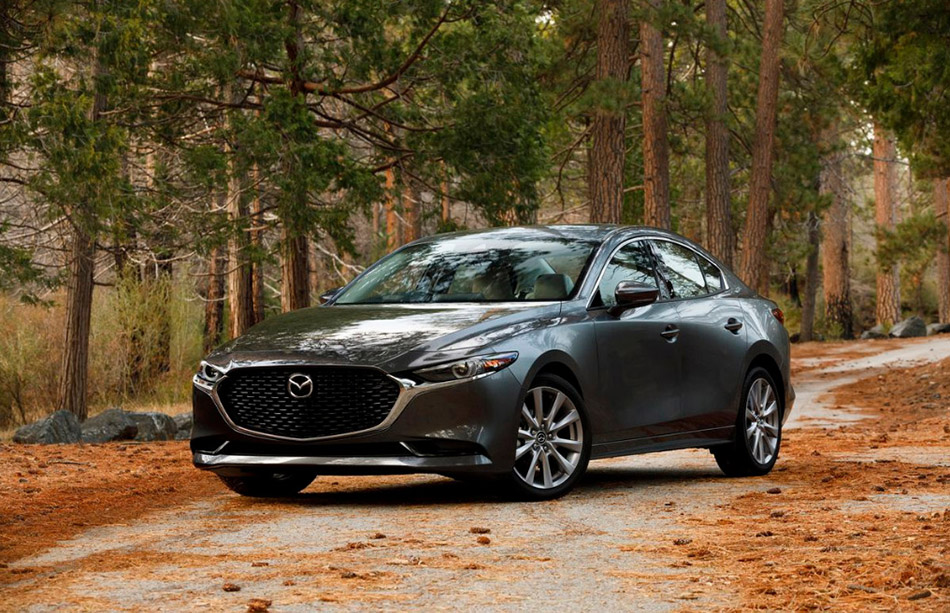 All New Mazda 3 Launched in Japan 5