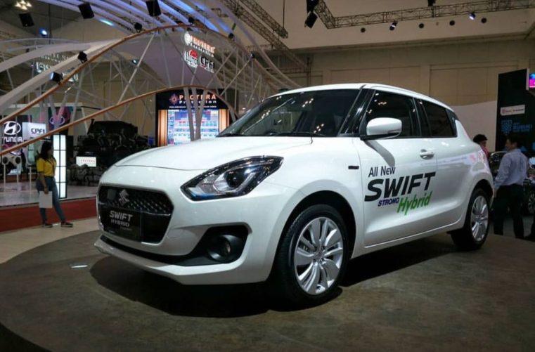 Pak Suzuki Testing Swift Hybrid in Pakistan 2