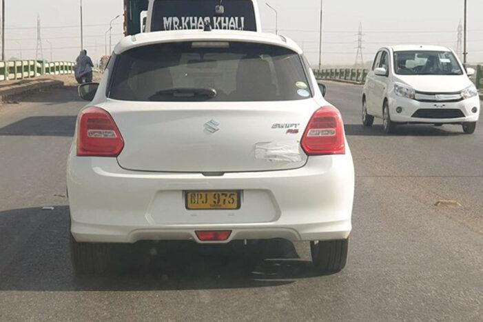 Will Pakistan Get the 4th gen Suzuki Swift? 3