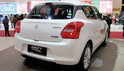 Pak Suzuki Testing Swift Hybrid in Pakistan 4