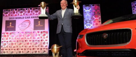 Winners of the 2019 World Car of the Year Awards 3