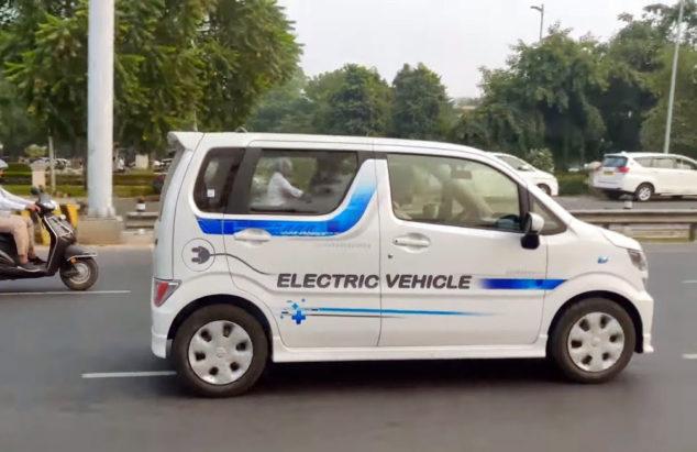 Maruti Ready to Launch Suzuki WagonR Electric in 2020 2