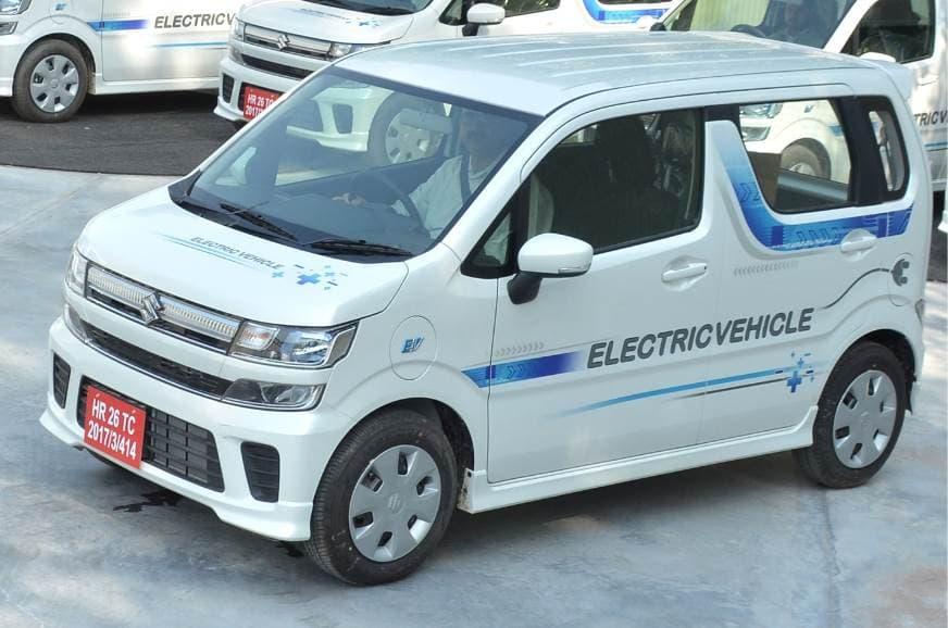 Maruti Ready to Launch Suzuki WagonR Electric in 2020 10