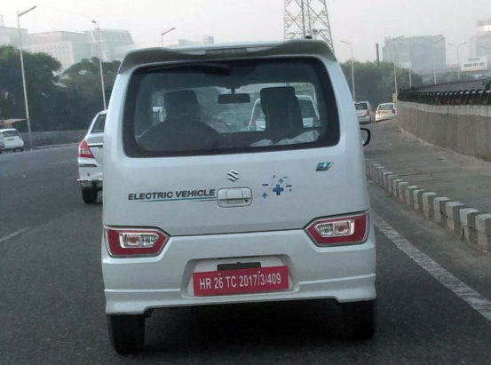 Maruti Ready to Launch Suzuki WagonR Electric in 2020 3