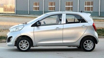 Yogomo 330- The Kia Picanto Clone in China 7