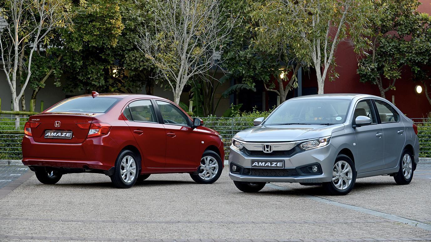 Honda Amaze Scores 4-star Global NCAP Safety Rating 3