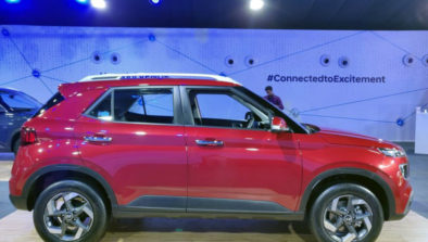 Hyundai Venue Launched in India at INR 6.5 lac 5