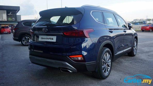 2019 Hyundai Santa Fe Launched in Malaysia 2