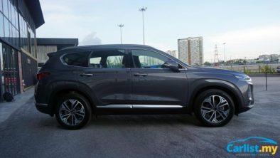 2019 Hyundai Santa Fe Launched in Malaysia 4