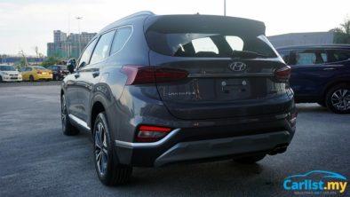2019 Hyundai Santa Fe Launched in Malaysia 5
